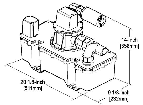 Sealand Vg4 J Series Vacuum Generator
