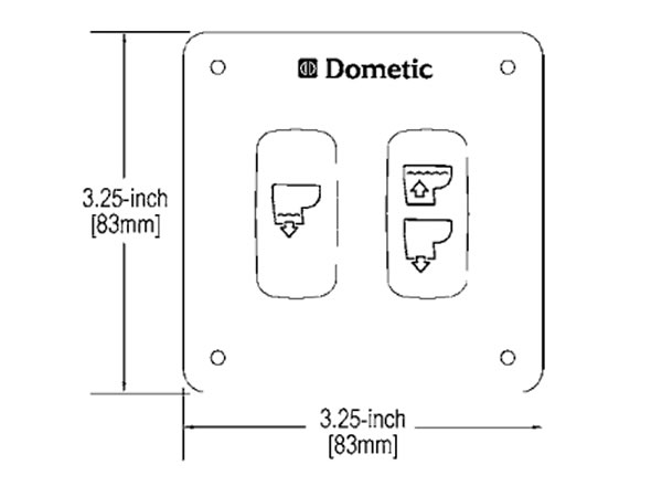 sealand rv toilet parts