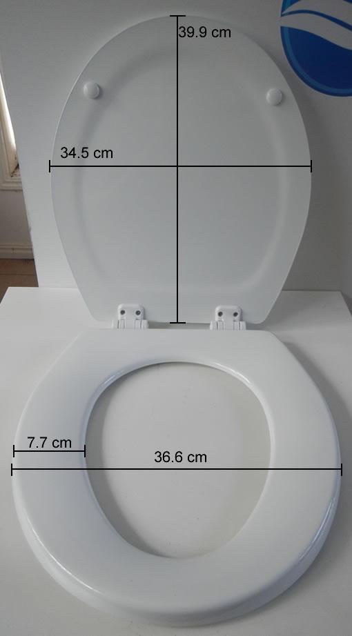 Sealand 500 Toilet Seat Large