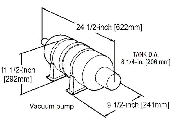 vt vacuum tank